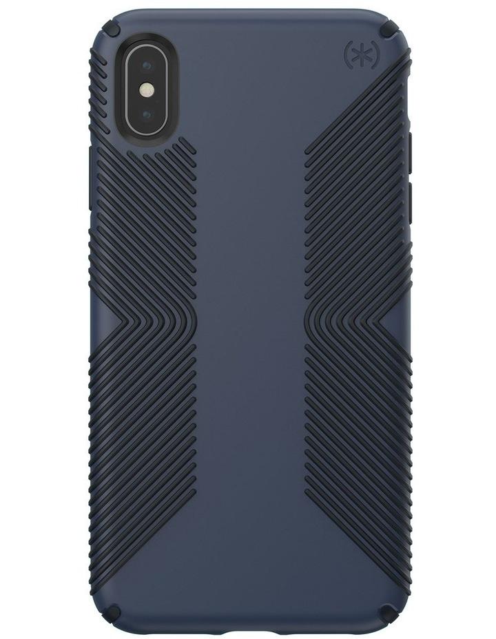 iPhone XS Max Presidio Grip Blue image 2