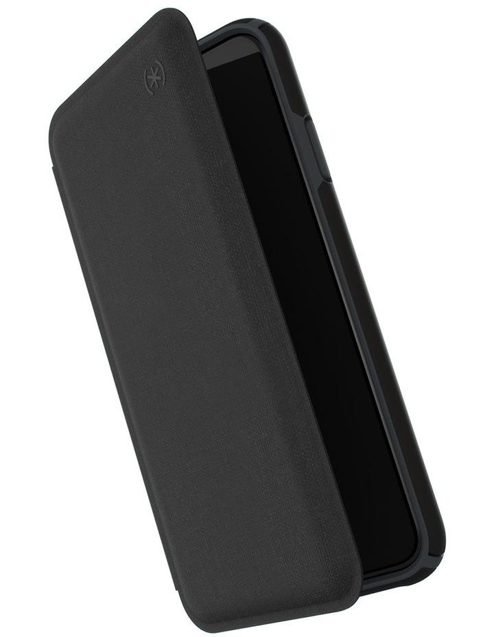 iPhone XS Presidio Folio Black image 1