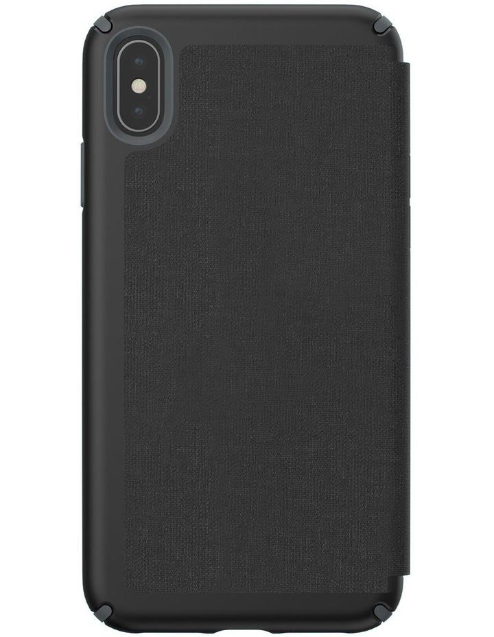 iPhone XS Presidio Folio Black image 2