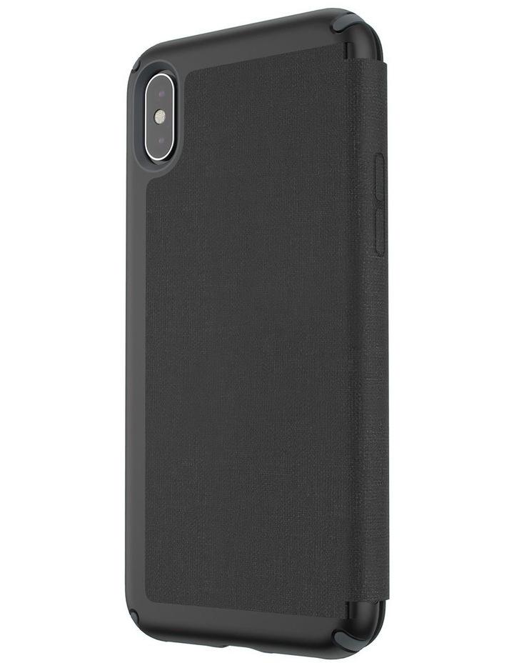 iPhone XS Presidio Folio Black image 3
