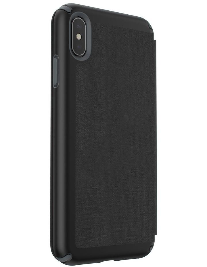 iPhone XS Presidio Folio Black image 4