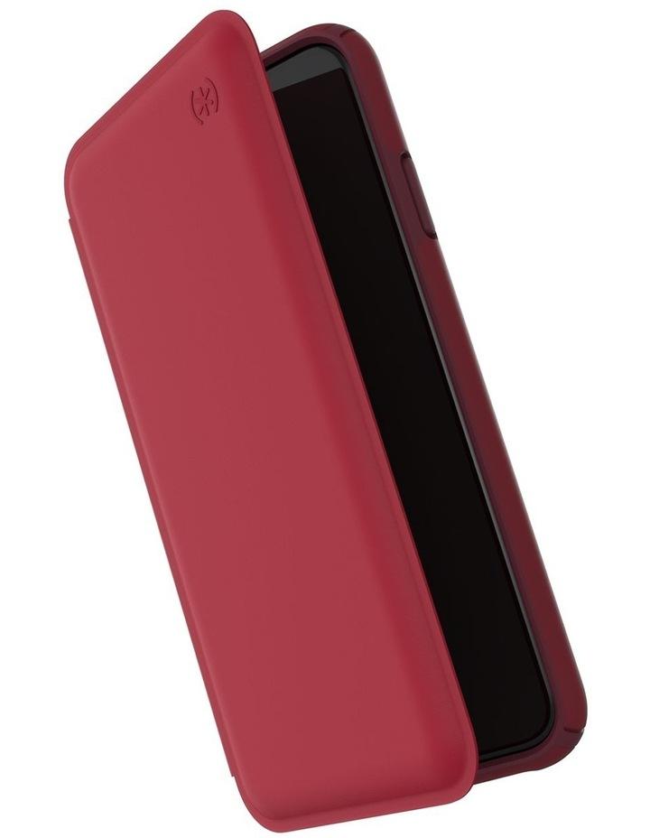 iPhone XS Max Presidio Folio Leather Red image 1