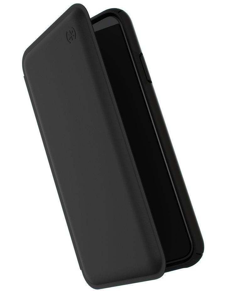 iPhone XS Max Presidio Folio Leather Black image 1