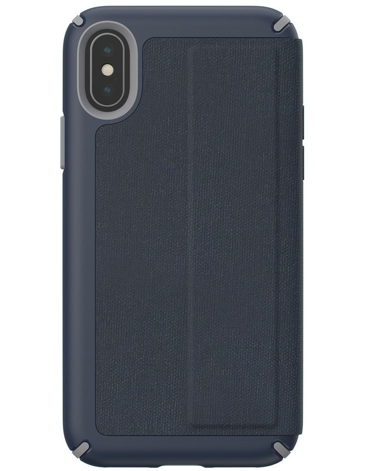 iPhone XS Presidio Folio Blue image 2