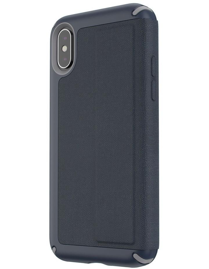 iPhone XS Presidio Folio Blue image 3