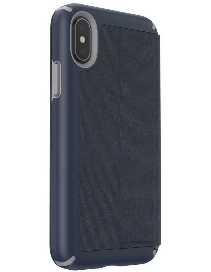 iPhone XS Presidio Folio Blue image 4