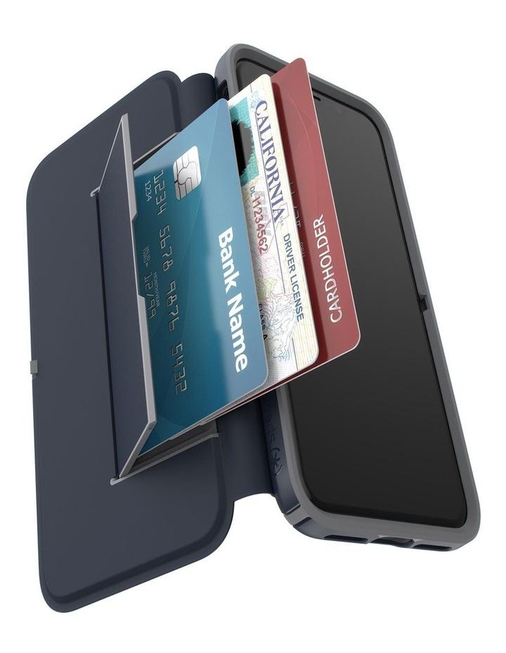 iPhone XS Presidio Folio Blue image 7