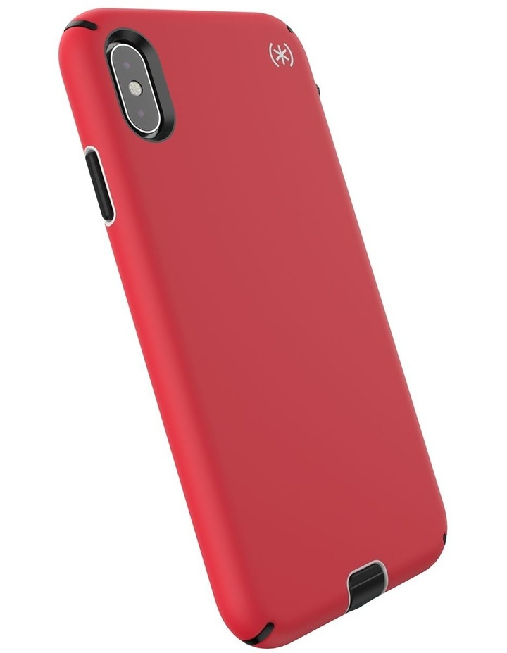 brand new b07c6 44c2c Speck iPhone XS Max Presidio Sport Red