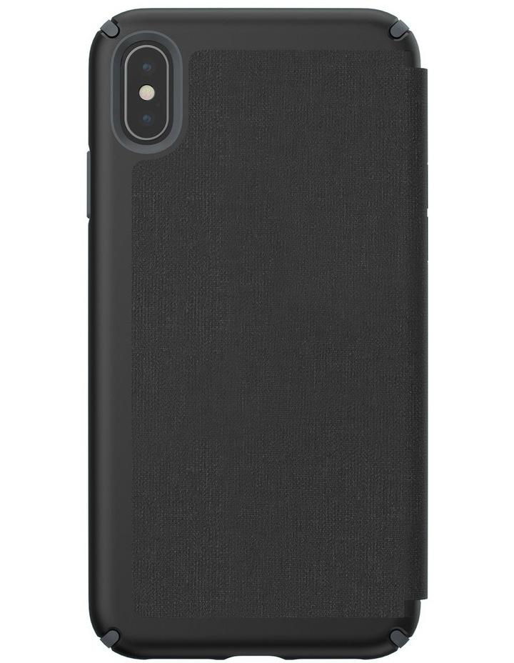 iPhone XS Max Presidio Folio Black image 2