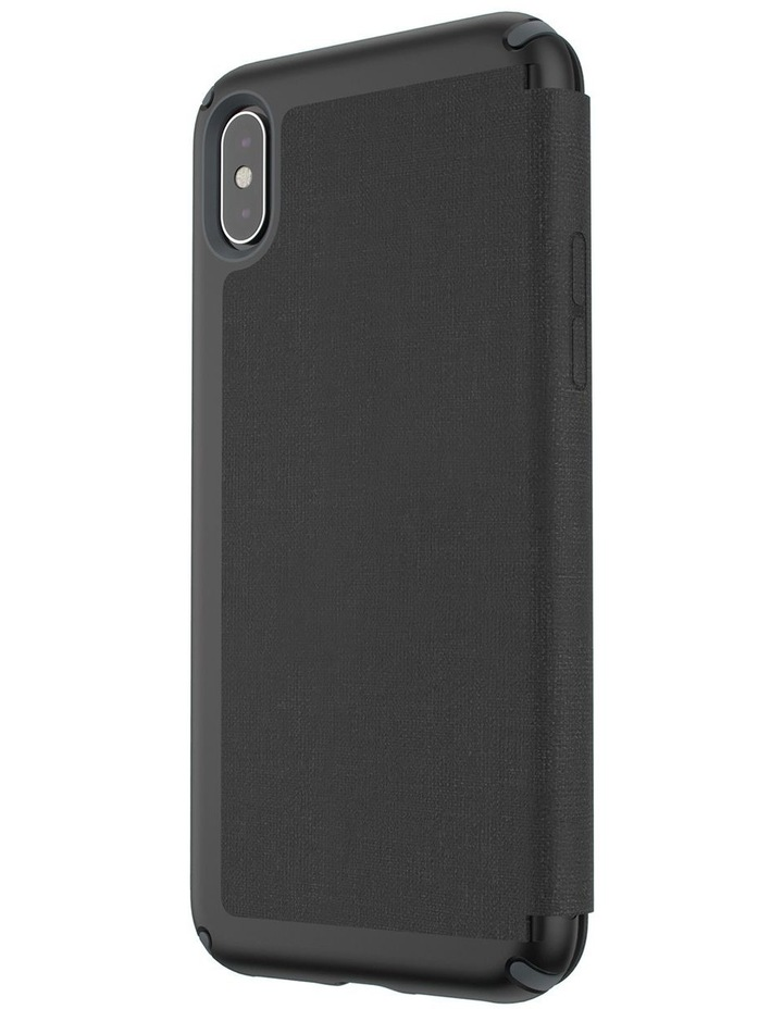 iPhone XS Max Presidio Folio Black image 3