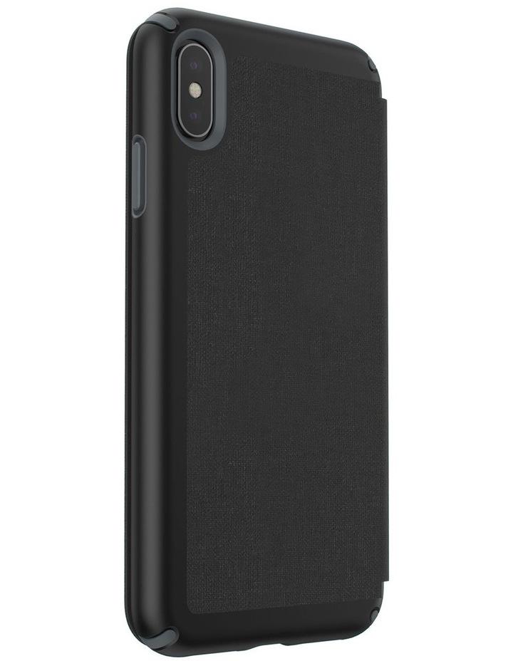 iPhone XS Max Presidio Folio Black image 4