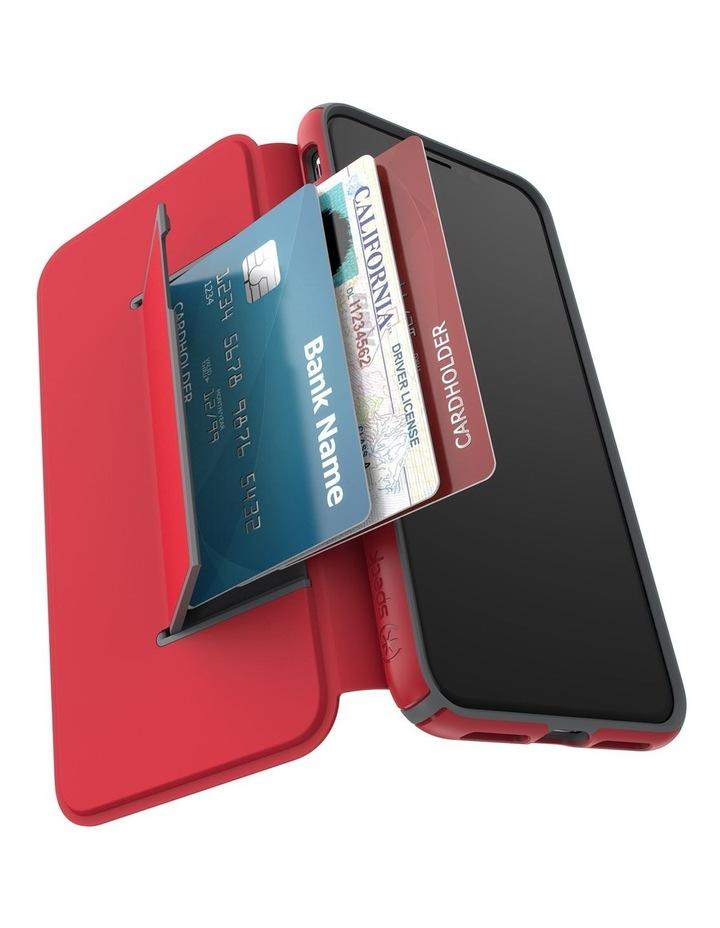iPhone XS Max Presidio Folio Red image 7