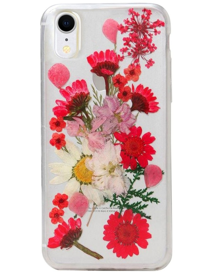 Recover Floral Case for iPhone XR image 1