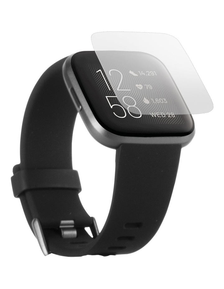 2.5D Screen Protector for Fitbit Versa 2 Pack image 1