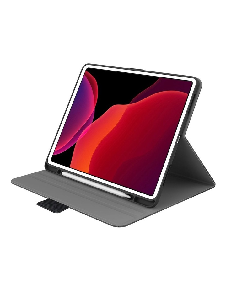"TekView with Apple pencil holder for iPad Pro 11"" - Grey/Black (2019/2020) image 1"