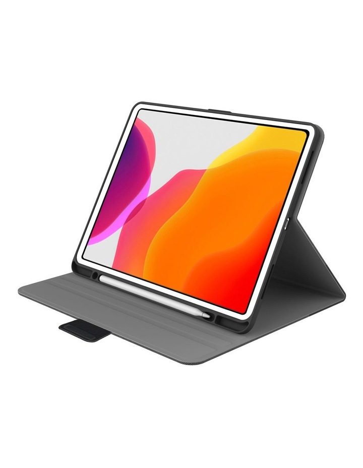 "TekView with Apple pencil holder for iPad Pro 12.9"" - Grey/Black (2019/2020) image 1"
