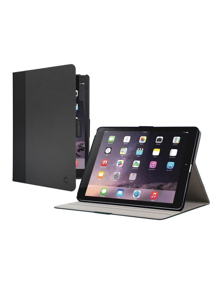 TekView Slim case with protective TPU shell for iPad 10.5'' - Grey/ Black image 1