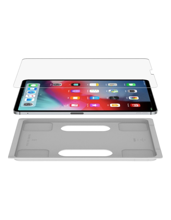 """Screenforce Tempered Glass Screen Protector for iPad Pro 11"""" (2018 & 2020) image 4"""
