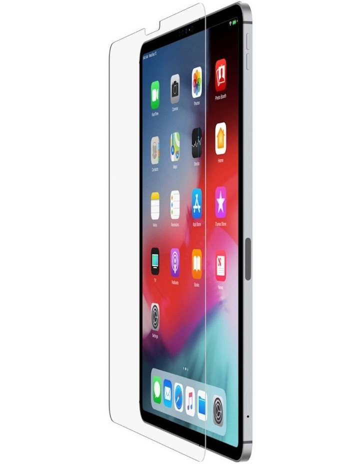 """Screenforce Tempered Glass Screen Protector for iPad Pro 12.9"""" (2018 & 2020) image 1"""