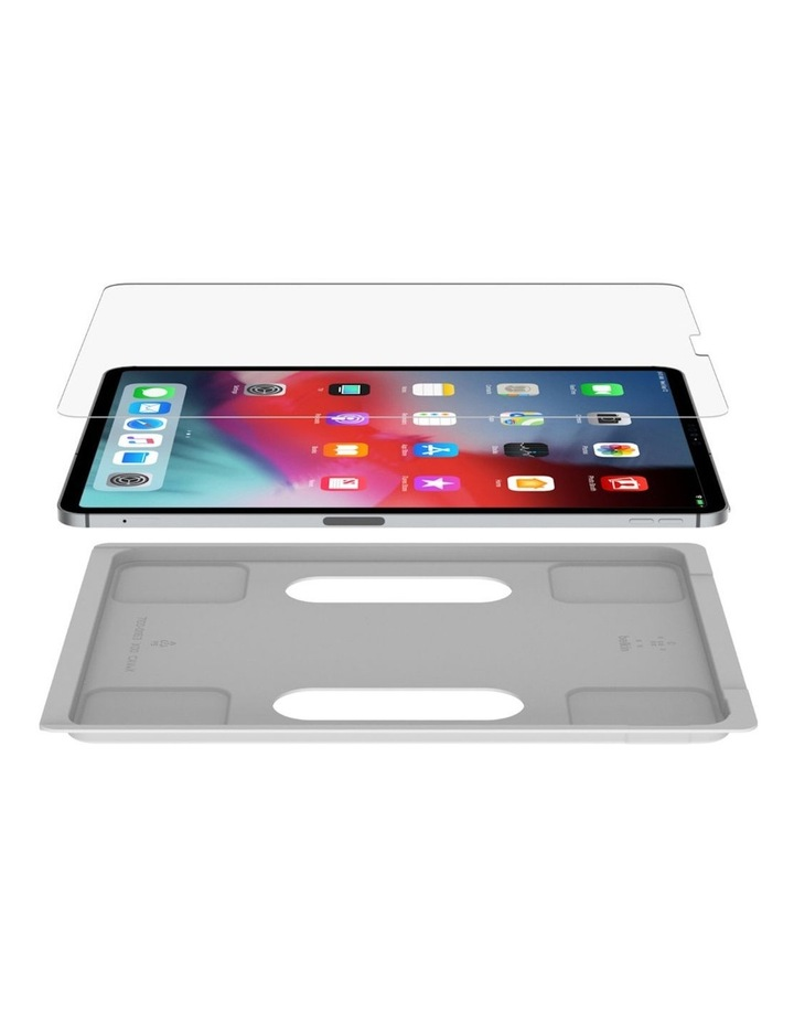 """Screenforce Tempered Glass Screen Protector for iPad Pro 12.9"""" (2018 & 2020) image 4"""