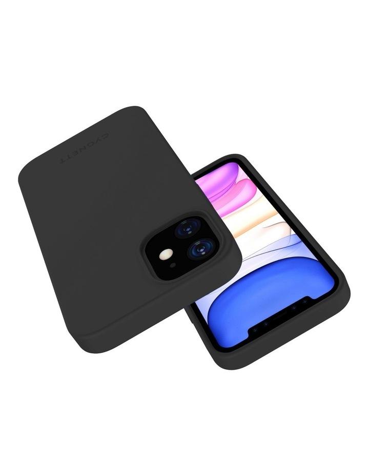 Skin Case for iPhone 12 Mini - Black image 1