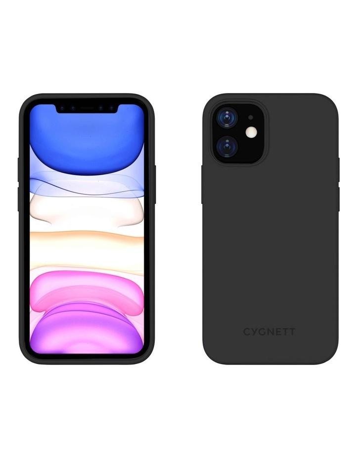 Skin Case for iPhone 12 Mini - Black image 3