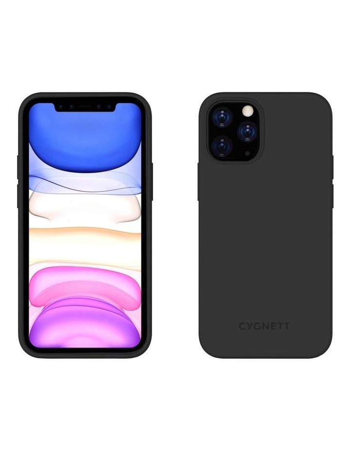 Skin Case for iPhone 12 & 12 Pro - Black image 2