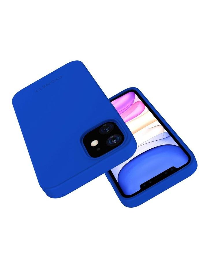 Skin Case for iPhone 12 Mini - Blue image 1
