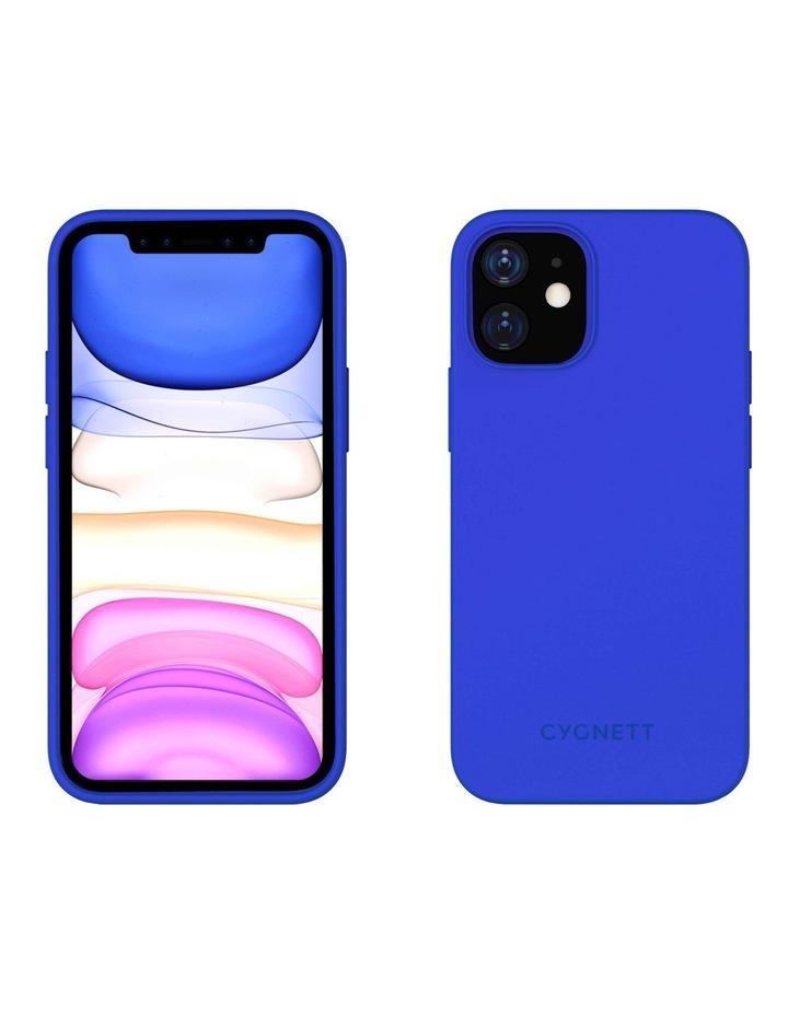 Skin Case for iPhone 12 Mini - Blue image 3