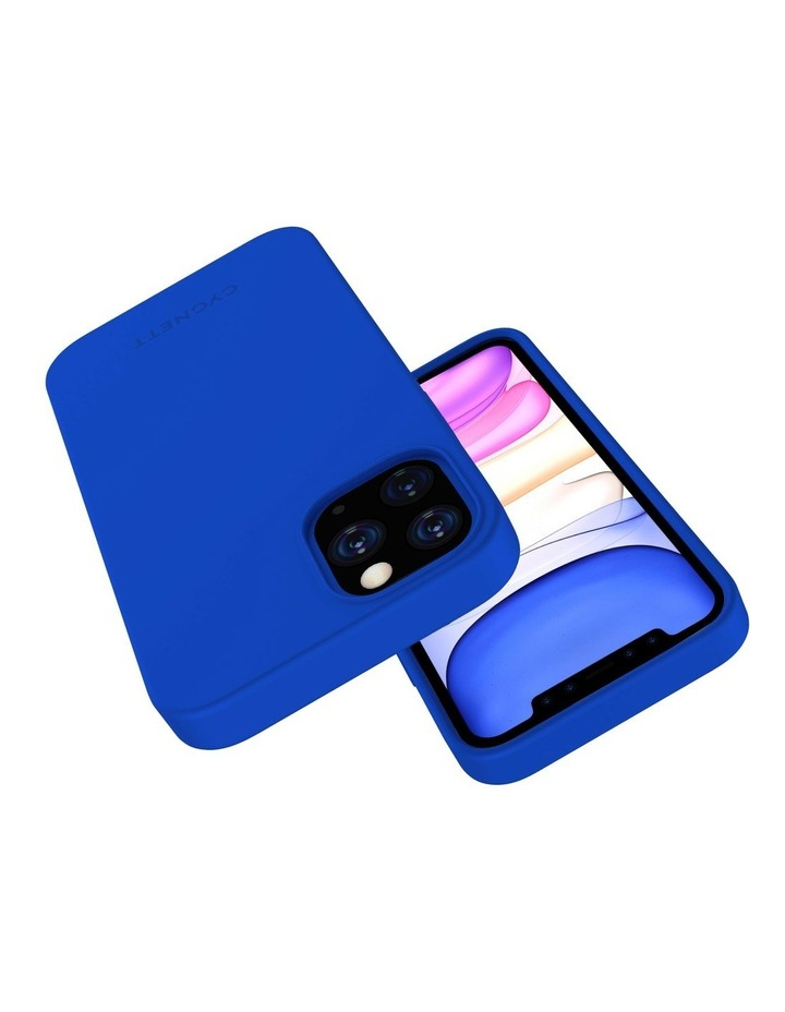 Skin Case for iPhone 12 & 12Pro - Blue image 1