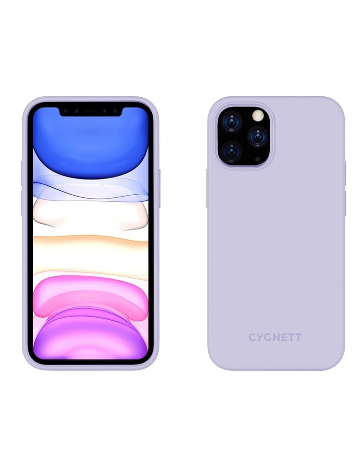 Skin Case for iPhone 12 & 12 Pro - Lilac image 1
