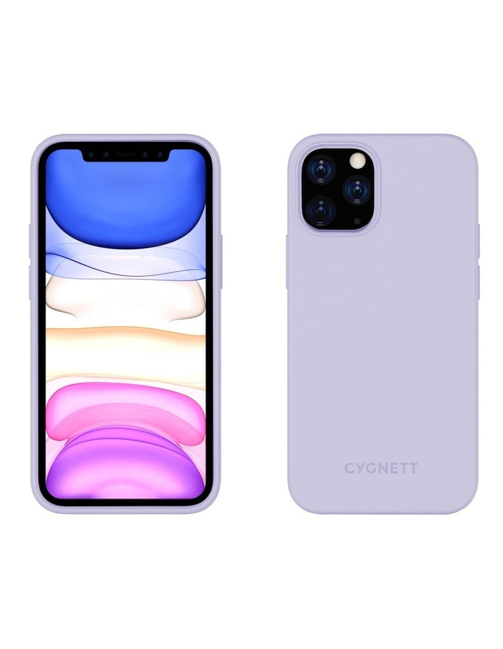 Skin Case for iPhone 12 & 12 Pro - Lilac image 3