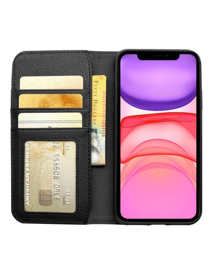 CitiWallet Case iPhone 12 Pro Max - Black image 1
