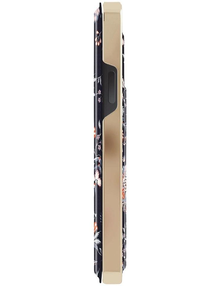 Folio Case iPhone 12 / 12 Pro Spiced Up Black Pale Gold, 82765 image 3