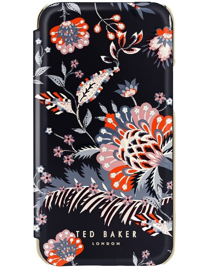 Folio Case iPhone 11 Spiced Up Black Pale Gold, 82970 image 1