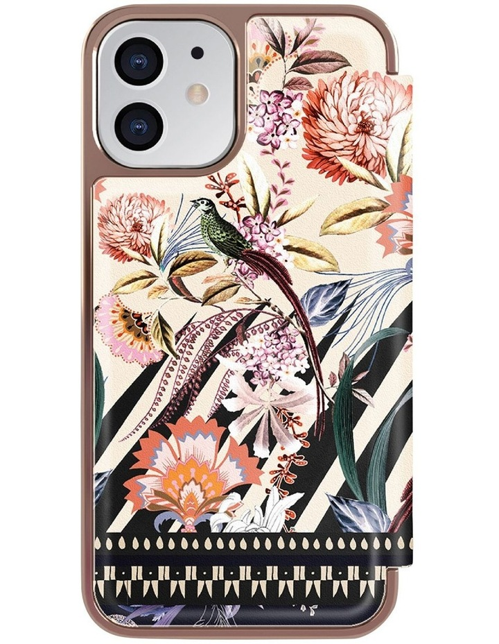 Folio Case iPhone 12 / 12 Pro Decadence Cream Rose Gold DDECA, 80686 image 4