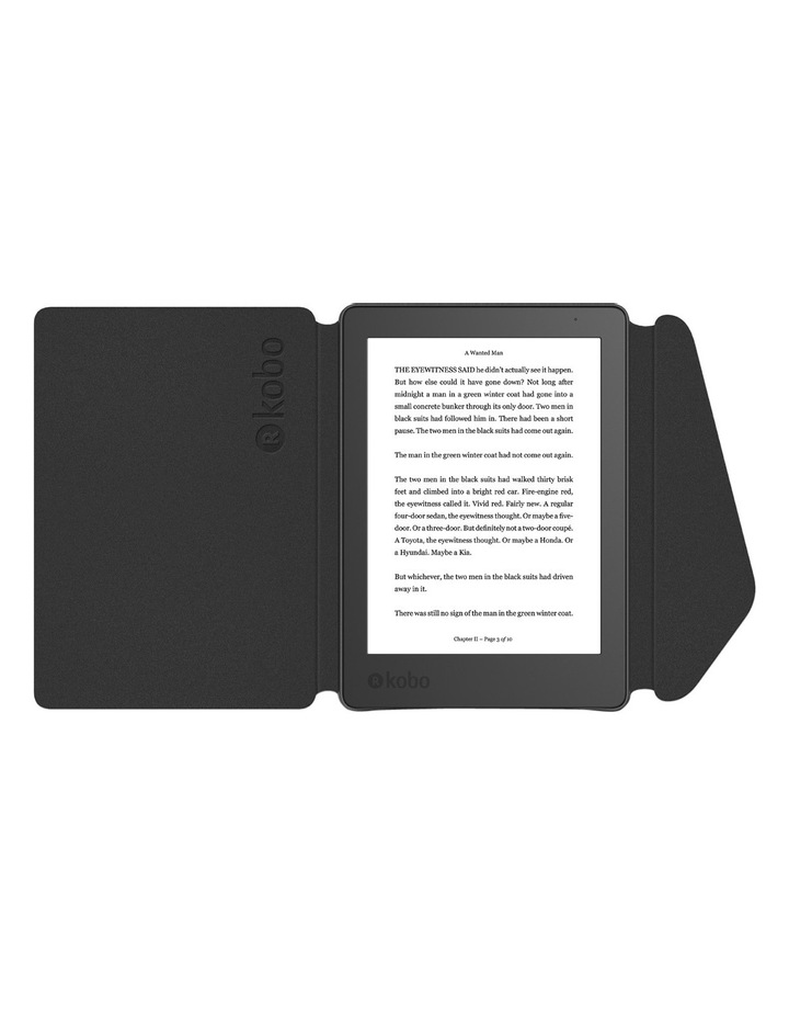 Aura 2nd Edition Sleep Cover Case - Black image 5
