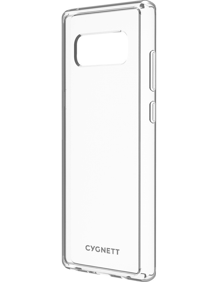 AeroShield Case Samsung Note 8 - Crystal image 2