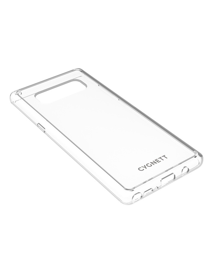 AeroShield Case Samsung Note 8 - Crystal image 4