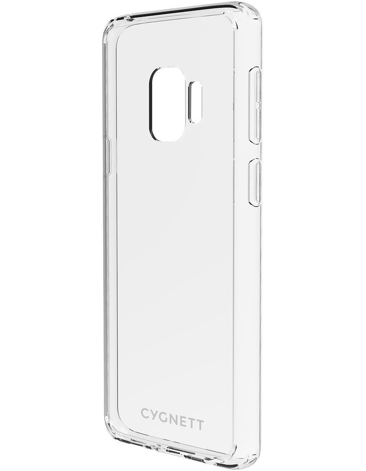 AeroShield Case Galaxy S9 - Crystal image 1