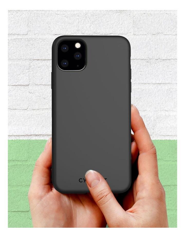 Skin Ultra Slim Case for iPhone 11 Pro Black image 2