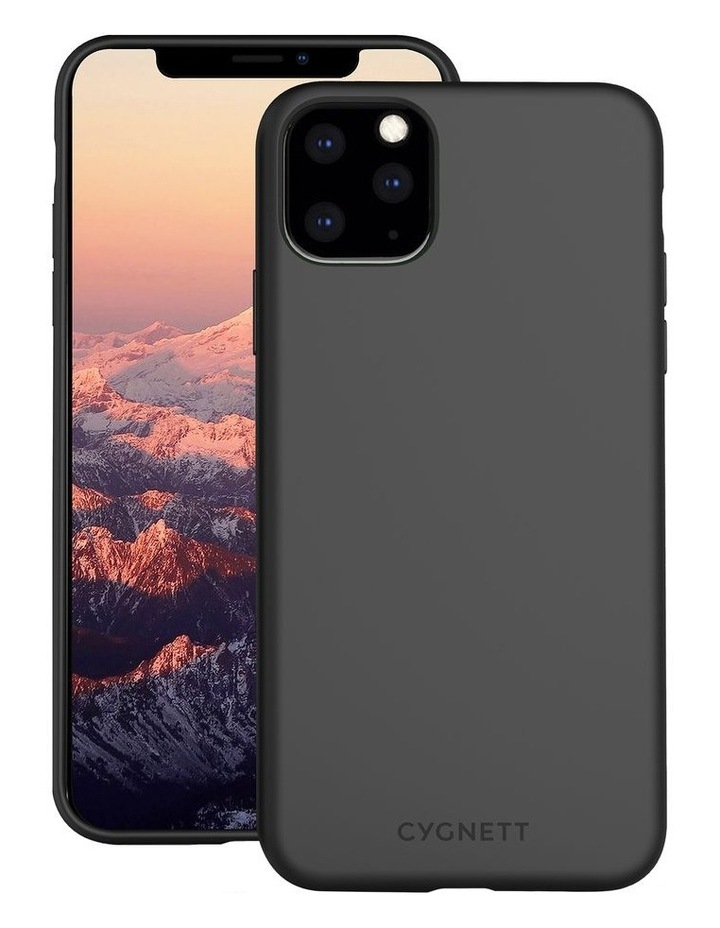 Skin Ultra Slim Case for iPhone 11 Pro Max Black image 1