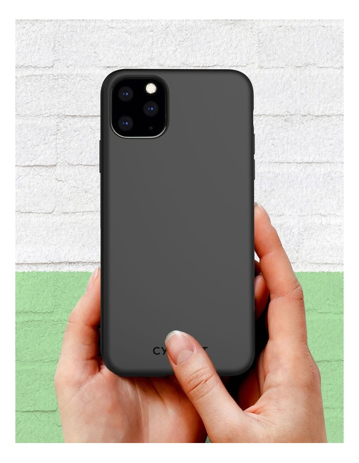 Skin Ultra Slim Case for iPhone 11 Pro Max Black image 2