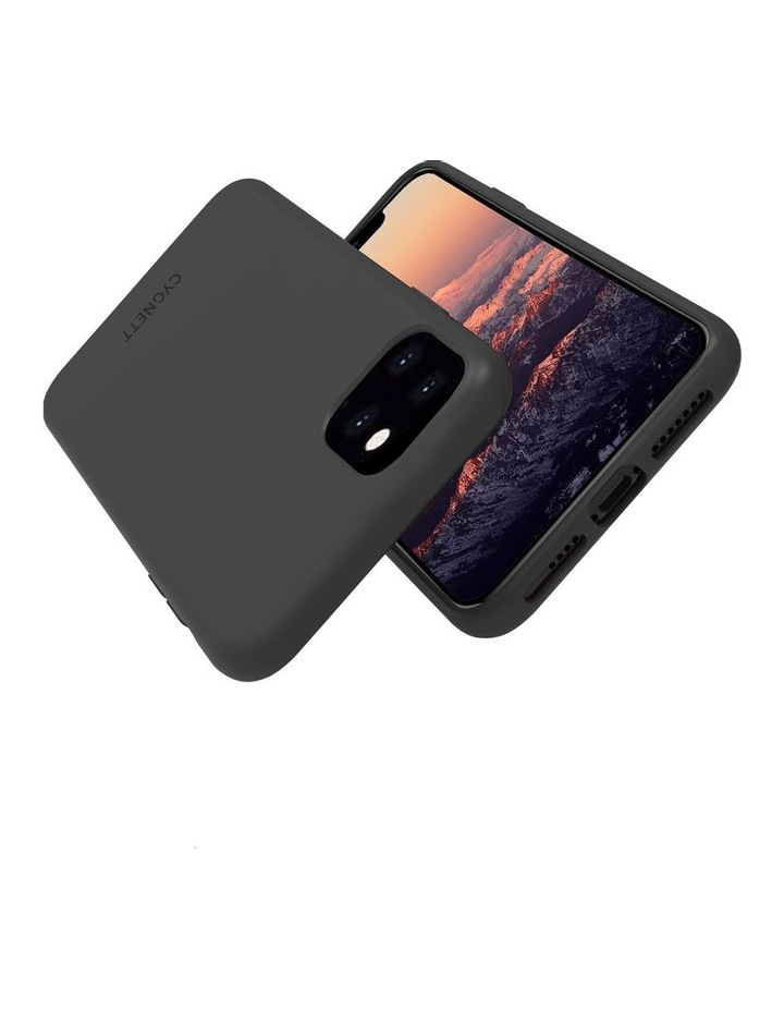 Skin Ultra Slim Case for iPhone 11 Pro Max Black image 3
