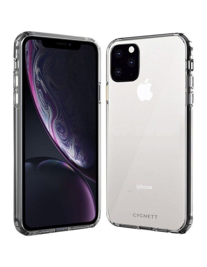 AeroShield Protective Case for iPhone 11 Pro Clear image 3