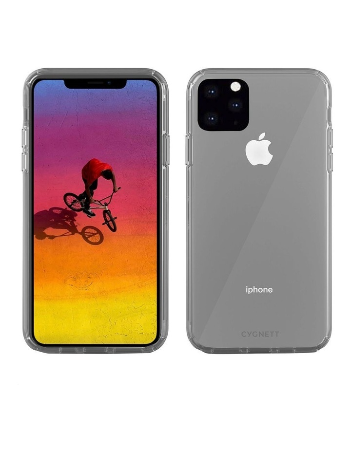 AeroShield Protective Case for iPhone 11 Pro Clear image 4