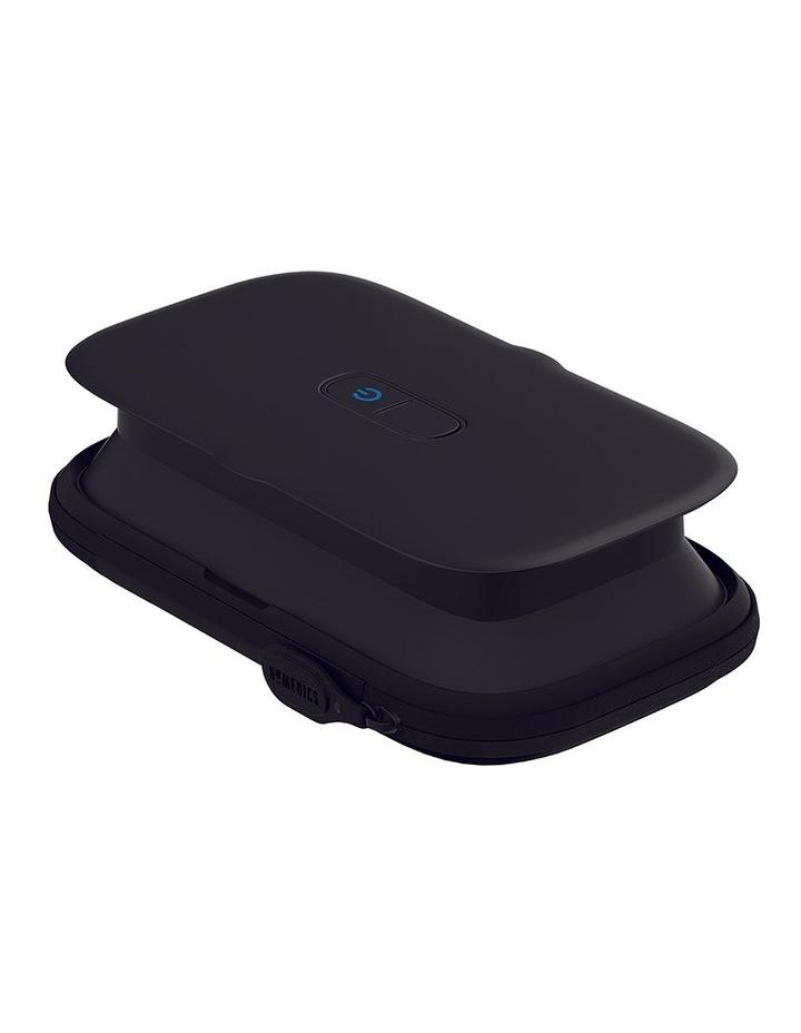 UV-CLEAN Phone Sanitiser Black SAN-PH100-BK image 2