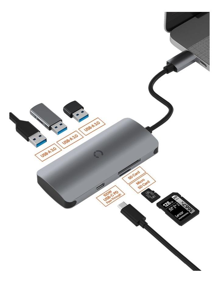 Unite SlimMate USB-C Hub Adaptor image 2
