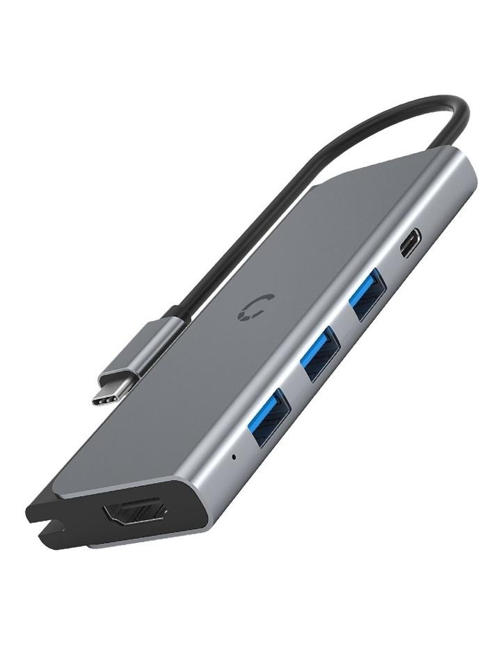 Unite TravelMate USB-C Hub image 1