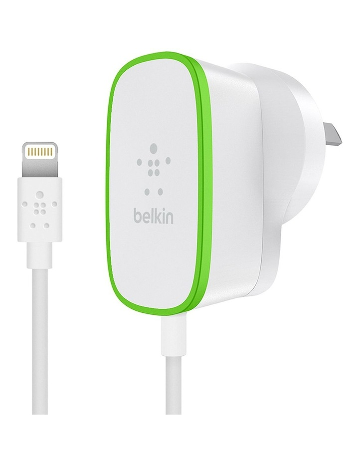 Boostup 2.4a Hardwired Lightning Home Charger image 1